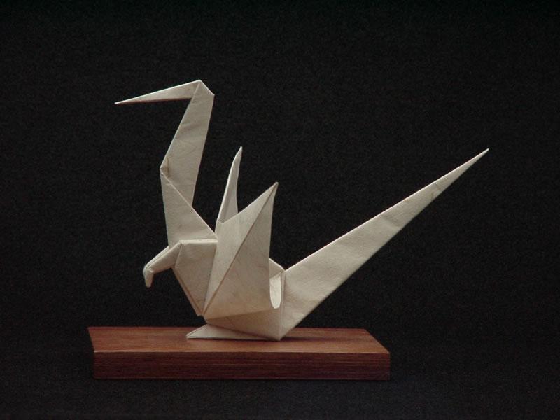Японский мастер класс оригамие сделай сам #13
